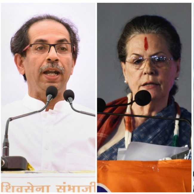 Congress divided over Hindutva credentials of Shiv Sena