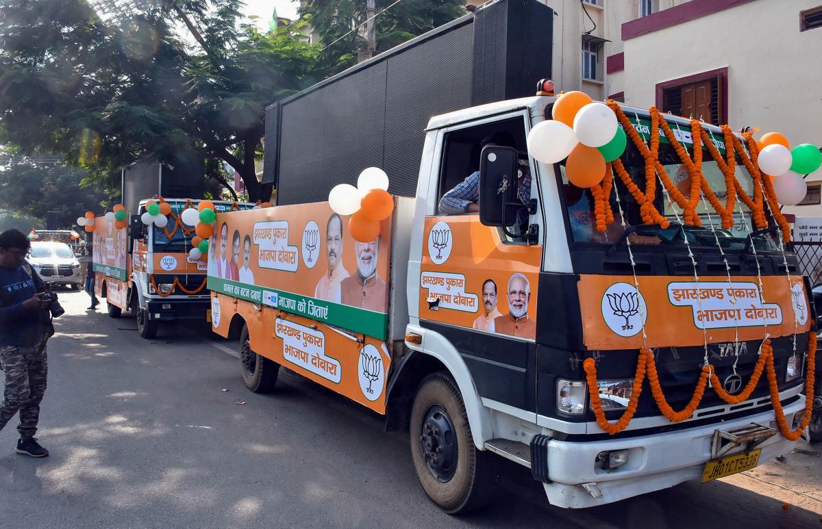 Winter of discontent begins for BJP in Jharkhand
