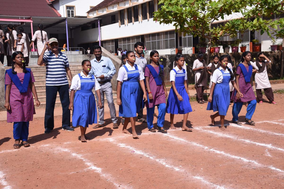 Kids have a gala time at Orphanage Olympics - Deccan Herald