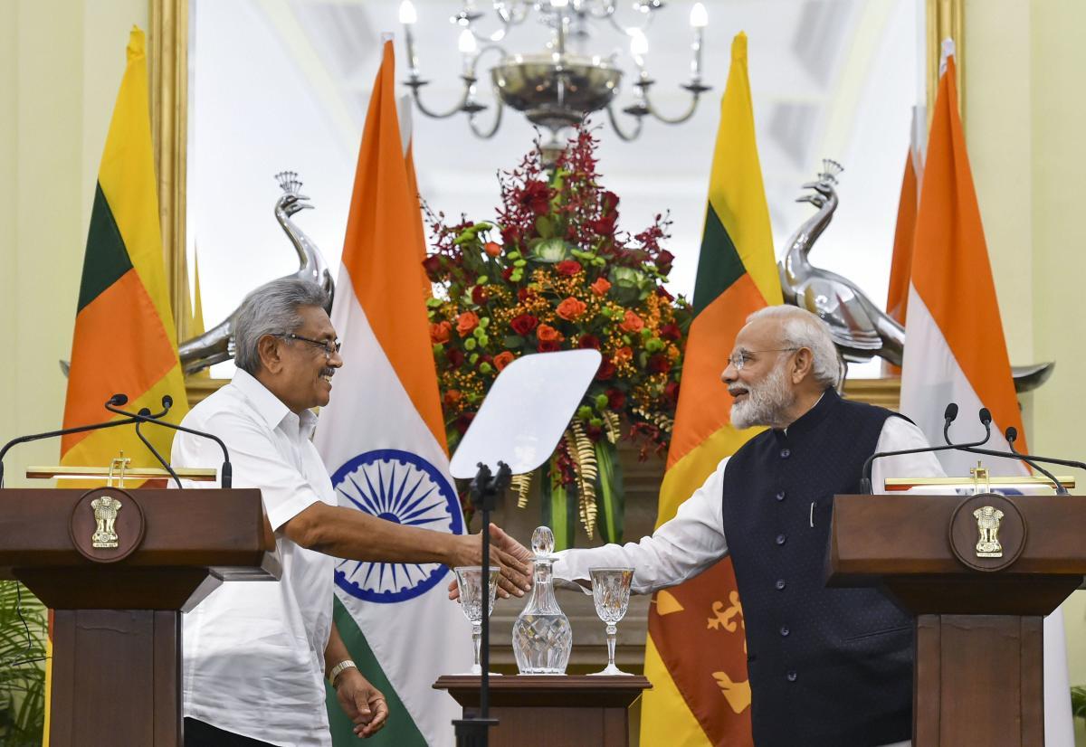 Lanka-India bilateral ties revitalised: Gotabaya