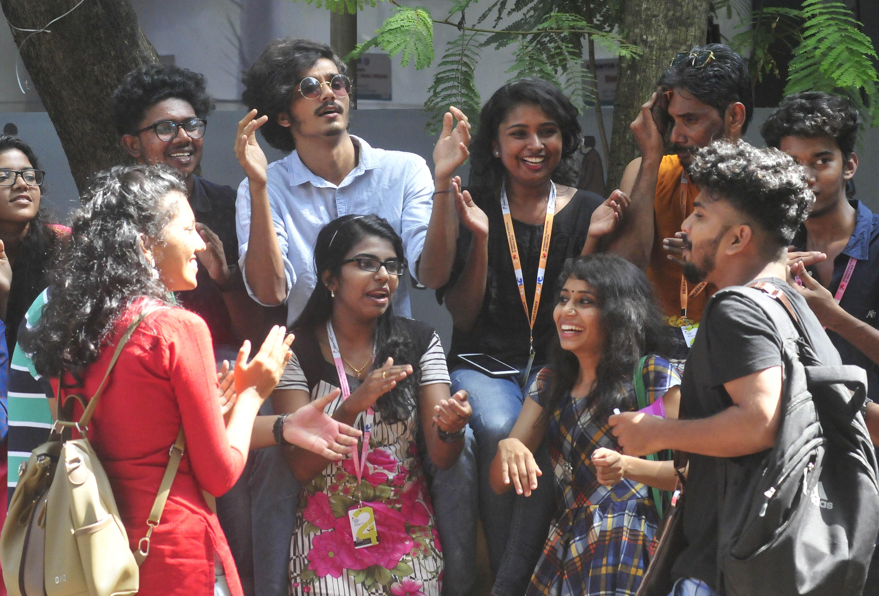 Political echoes at Kerala film festival