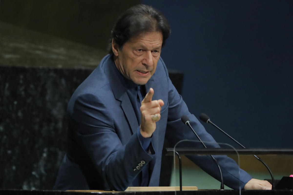 J&K issue has gone beyond territorial dispute: Pak PM