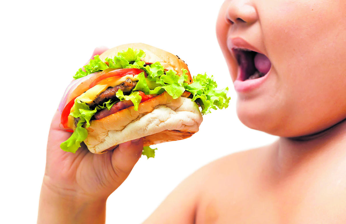 Overeating may be main cause of obesity: Study   Deccan Herald