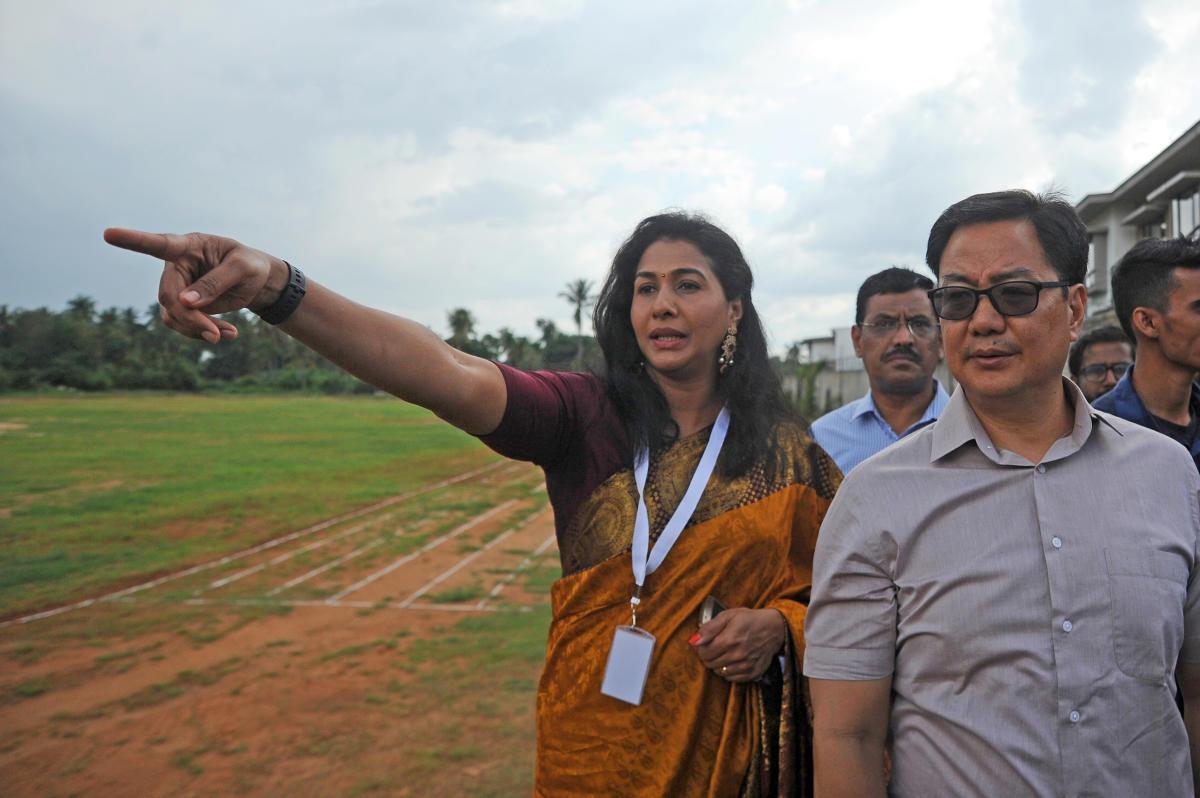 Kiren Rijiju plays it safe on Batra's comments | Deccan Herald