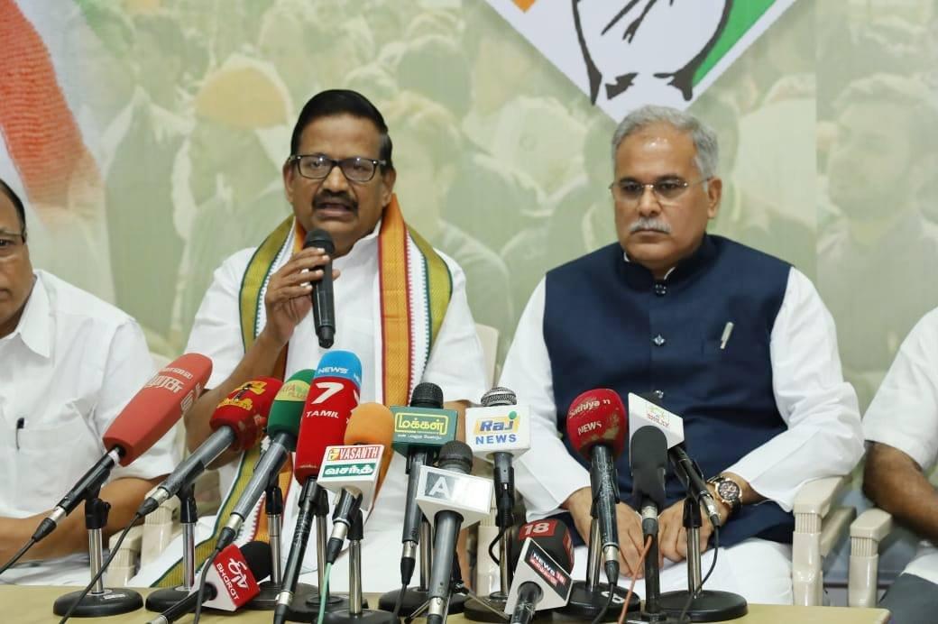 TNCC remarks on alliance lead to DMK'S boycott | Deccan Herald
