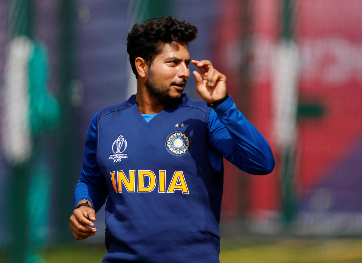 Kuldeep Yadav becomes fastest Indian spinner to take 100 wickets | Deccan  Herald