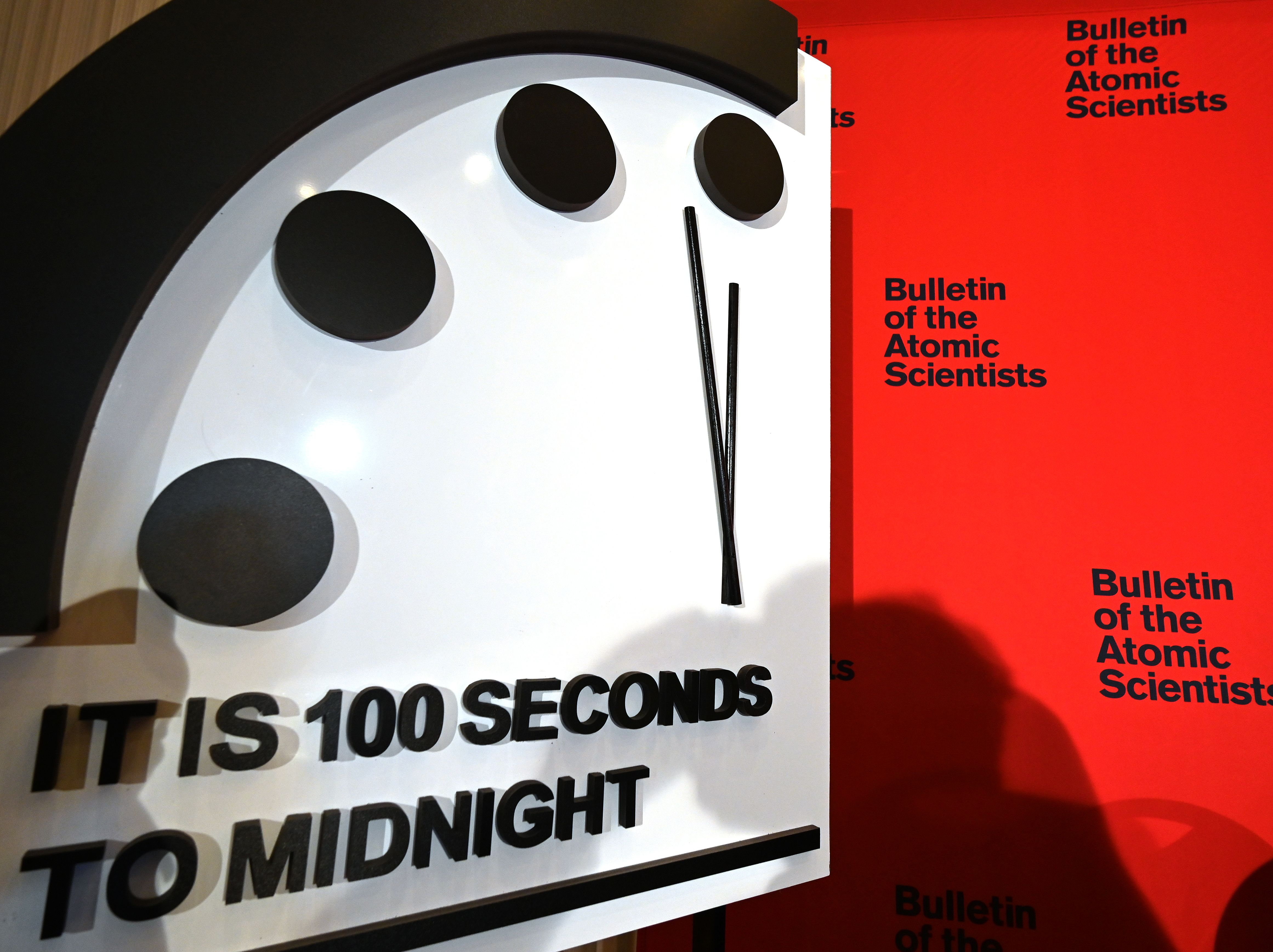 Doomsday Clock Closer To Midnight Than Ever Deccan Herald