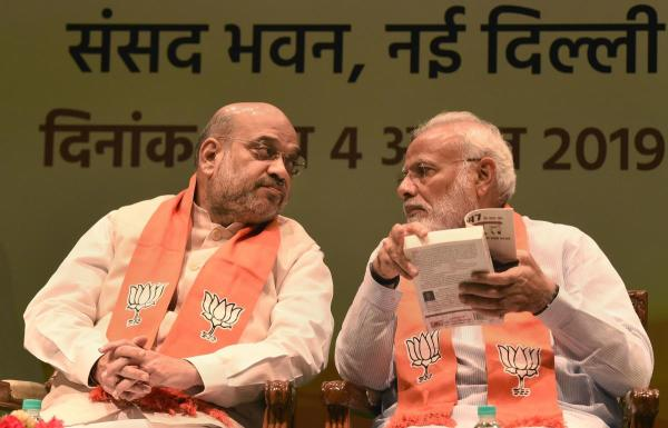 50 more Muslim members quit BJP over 'divisive politics'