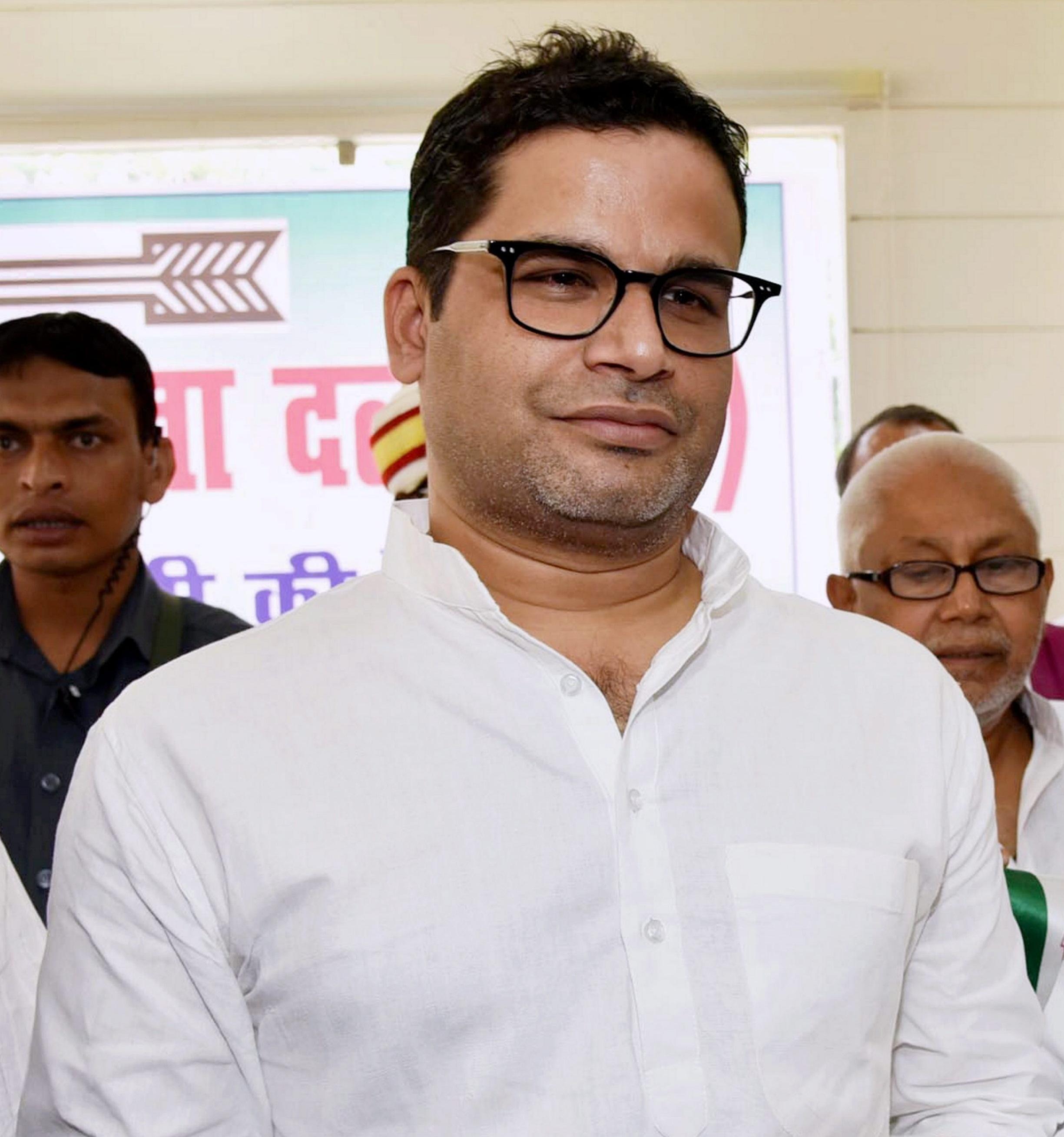 Nitish Kumar shows Prashant Kishor, Pavan Varma the door   Deccan Herald
