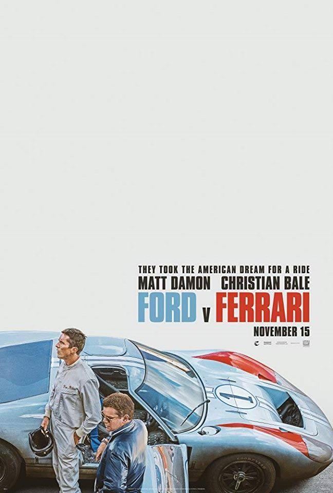 Oscars 2020 Will Ford V Ferrari Win The Best Picture Award