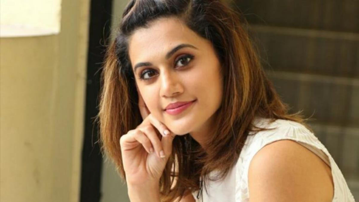 Taapsee Pannu shuts down troll targeting her for casting vote in ...