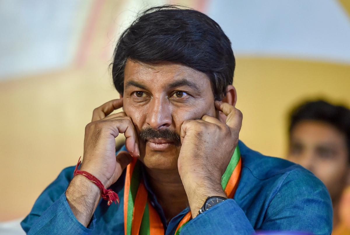 Manoj Tiwari: The lost voice of Delhi Election 2020 | Deccan Herald