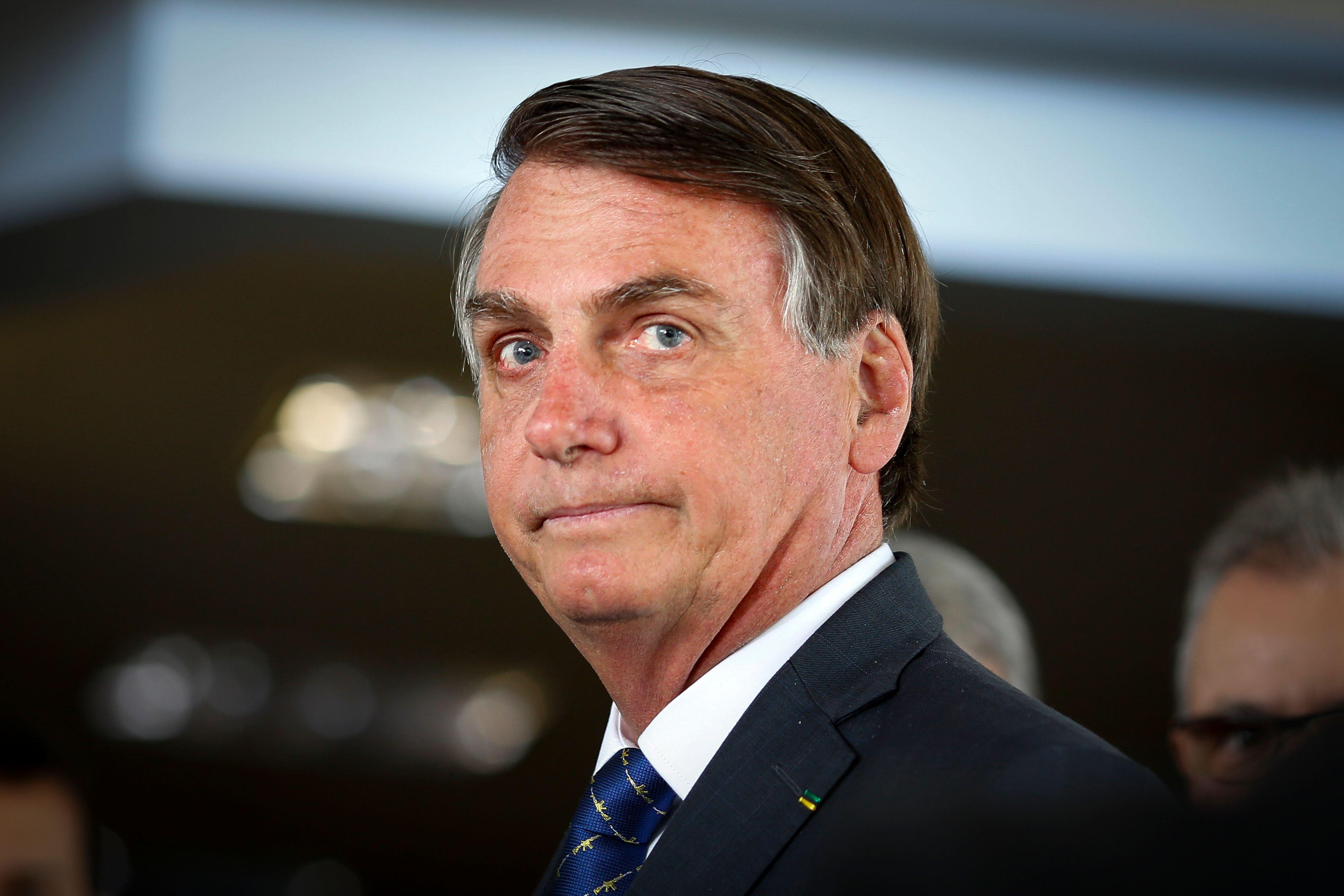 Brazil U0026 39 S Jair Bolsonaro Lashes Out At Pope Francis U0026 39 Amazon