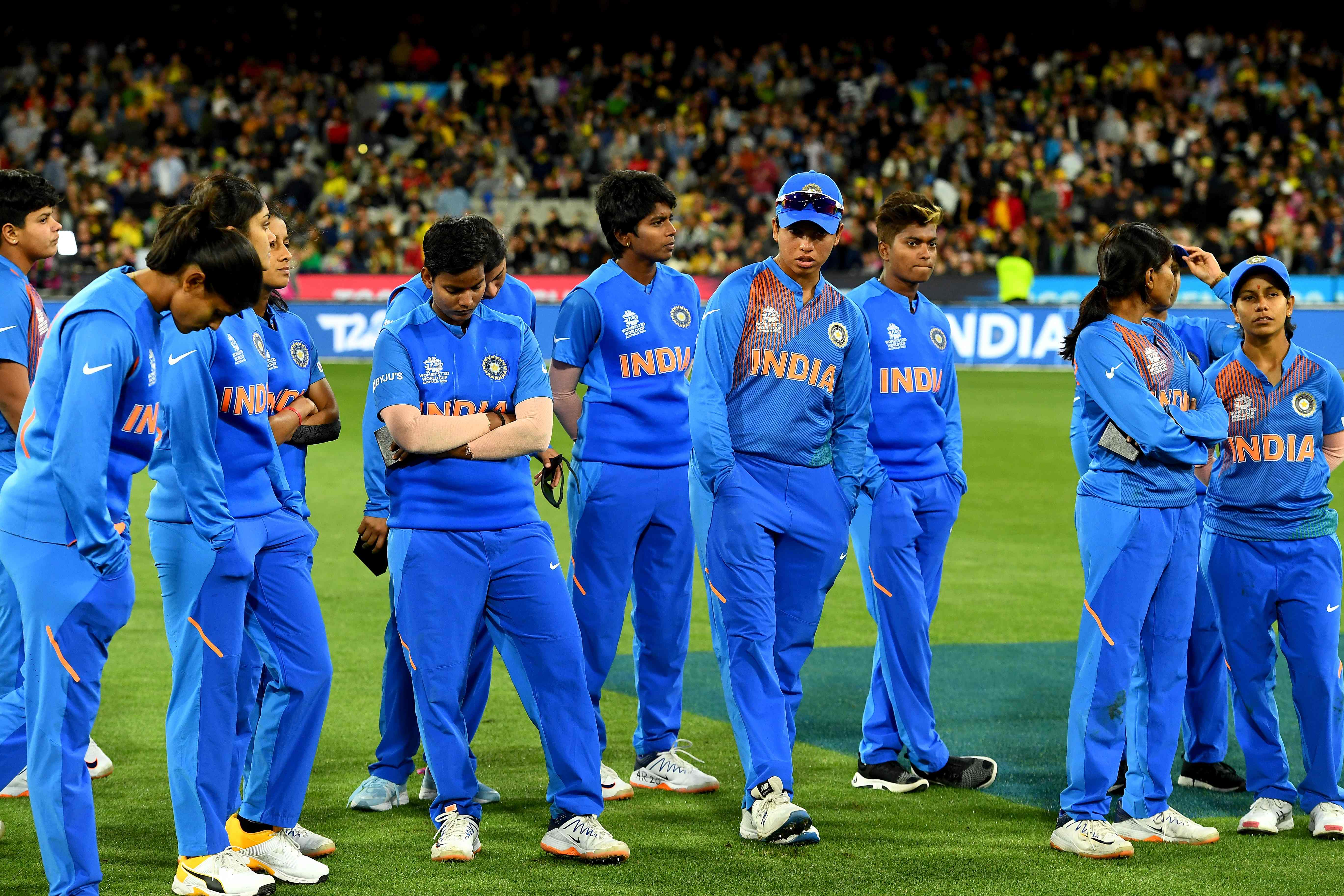 Women S T20 Wc Final Pawar Hails Indian Women Team For Grit