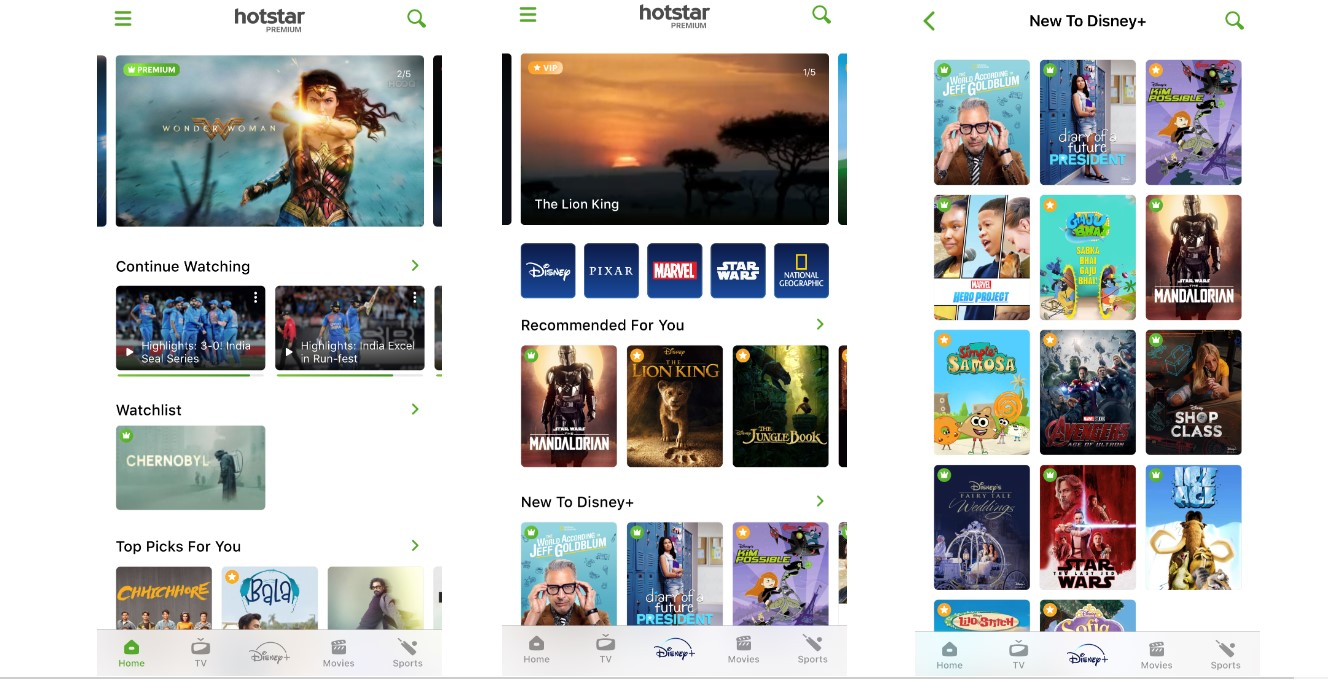 Disney Plus Makes Early Debut In India Through Hotstar Deccan Herald