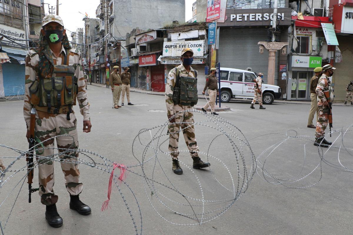Coronavirus: Section 144 imposed in Jammu and Kashmir amid COVID ...