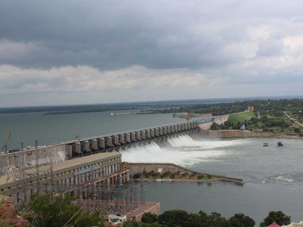 Kabini reservoir. DH file photo