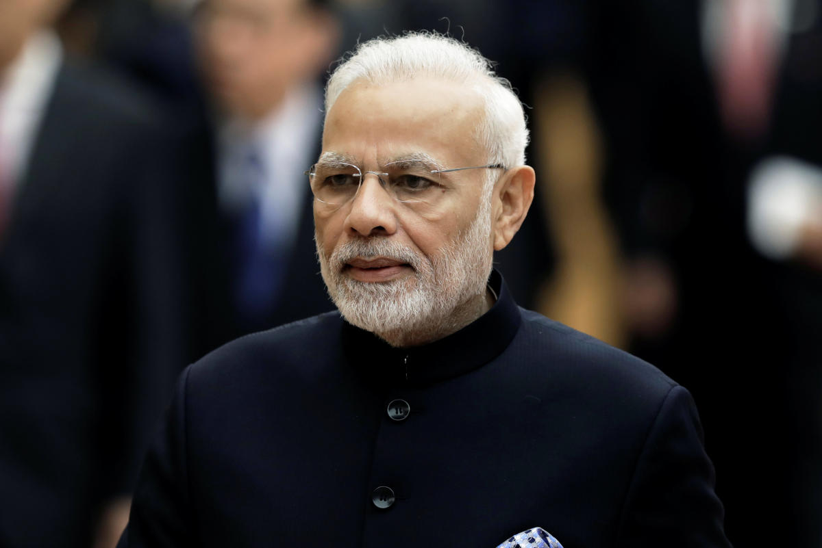 But the BJP's Citizenship (Amendment) Bill, 2016, which seeks to make non-Muslims from Pakistan, Bangladesh and Afghanistan who had migrated to India till December 2014 due to 'religious persecution,' eligible for Indian citizenship, violates the Assam Accord. (Above: Narendra Modi. Reuters file photo)