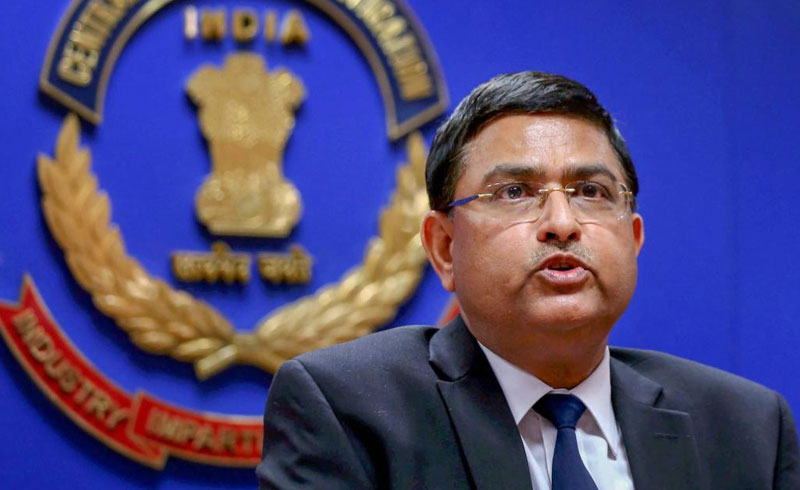 The CPM on Thursday targeted the NDA government for sending CBI Director Alok Verma on leave and transferring certain officials, saying it revealed its bias and was an attempt to protect IPS officer Rakesh Asthana. (PTI Photo)