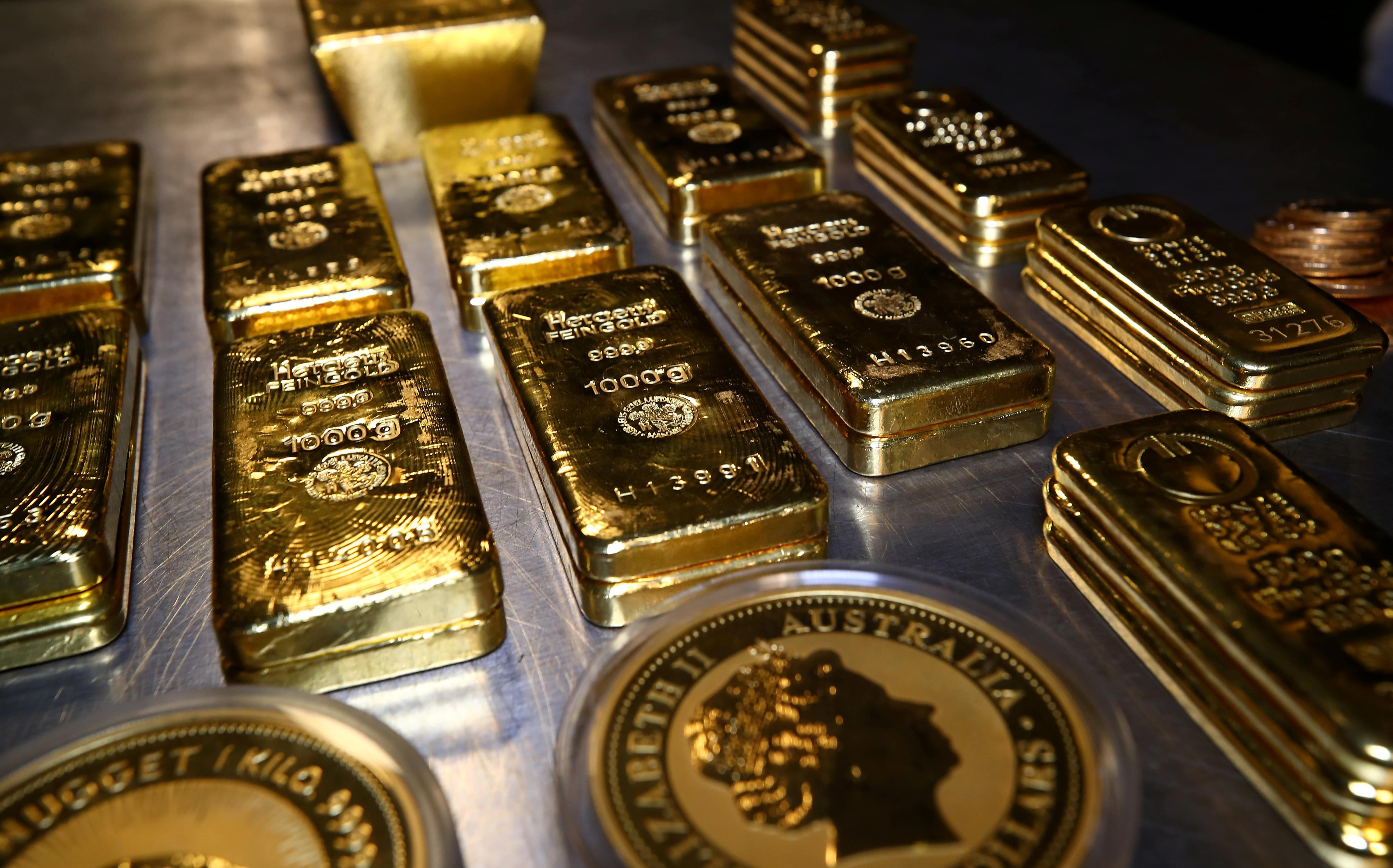Gold Price Record High Zooms Past