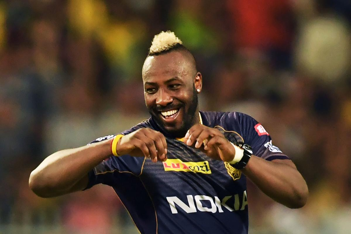 Andre Russell is asset for KKR
