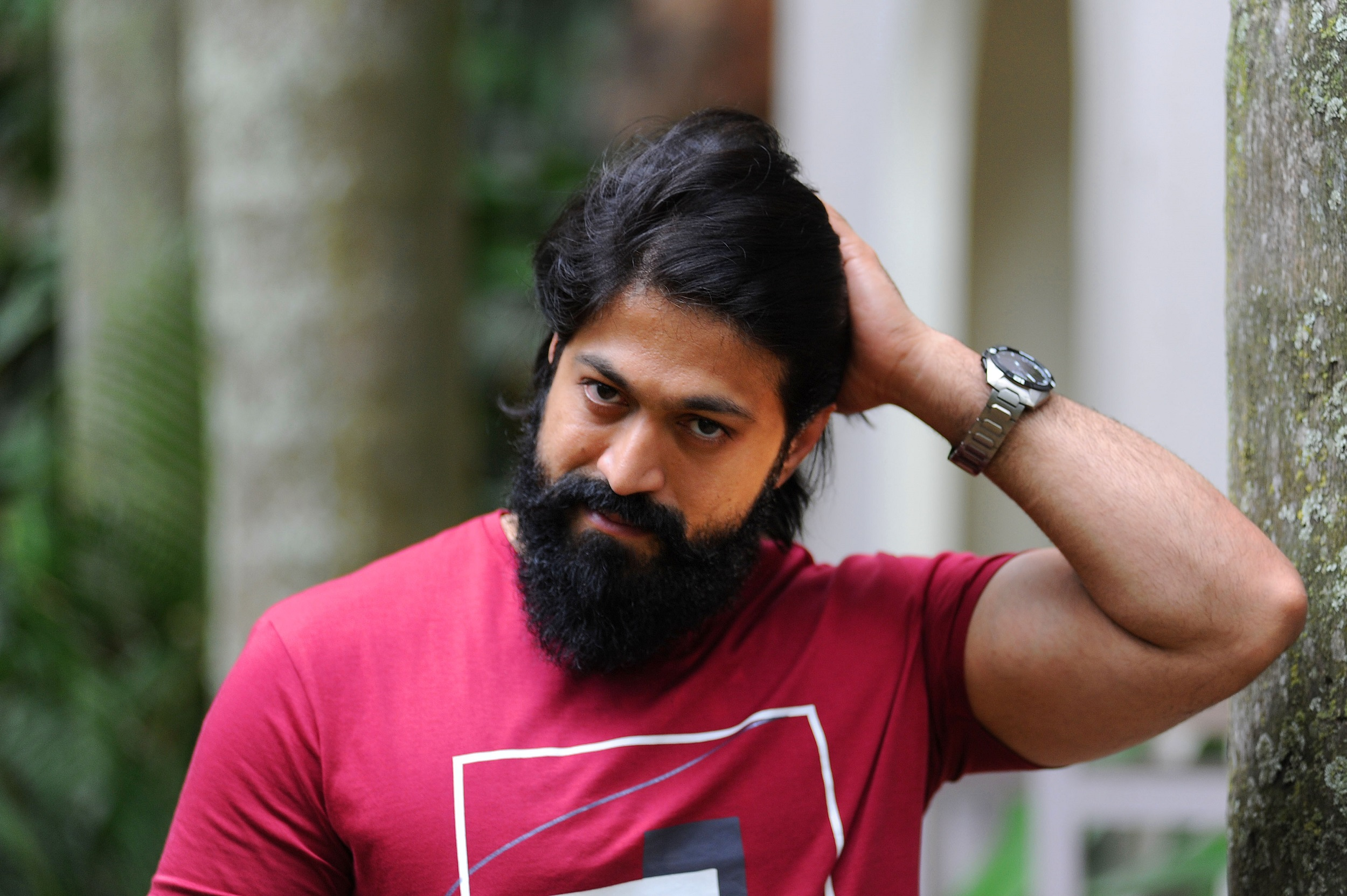 Yash says his kids bring out a different side of his personality | Deccan  Herald