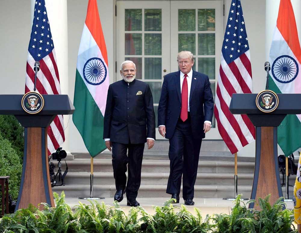 India may think of 'military adventurism' after Modi-Trump statement: Pak