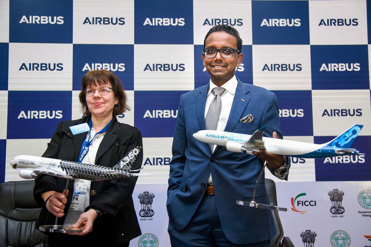 Airbus bullish on India; No long-term effect of coronavirus, says ...