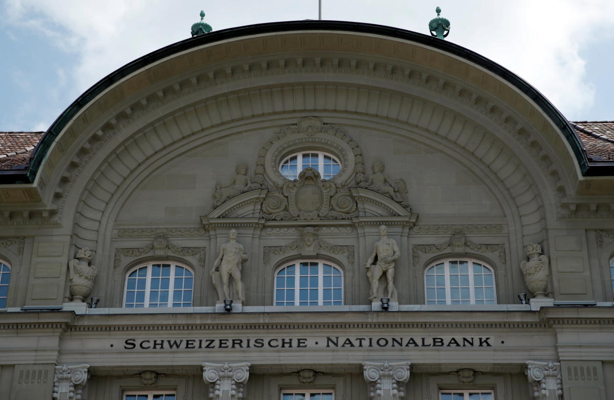 The Swiss National Bank (SNB) is pictured in Bern. Reuters file photo