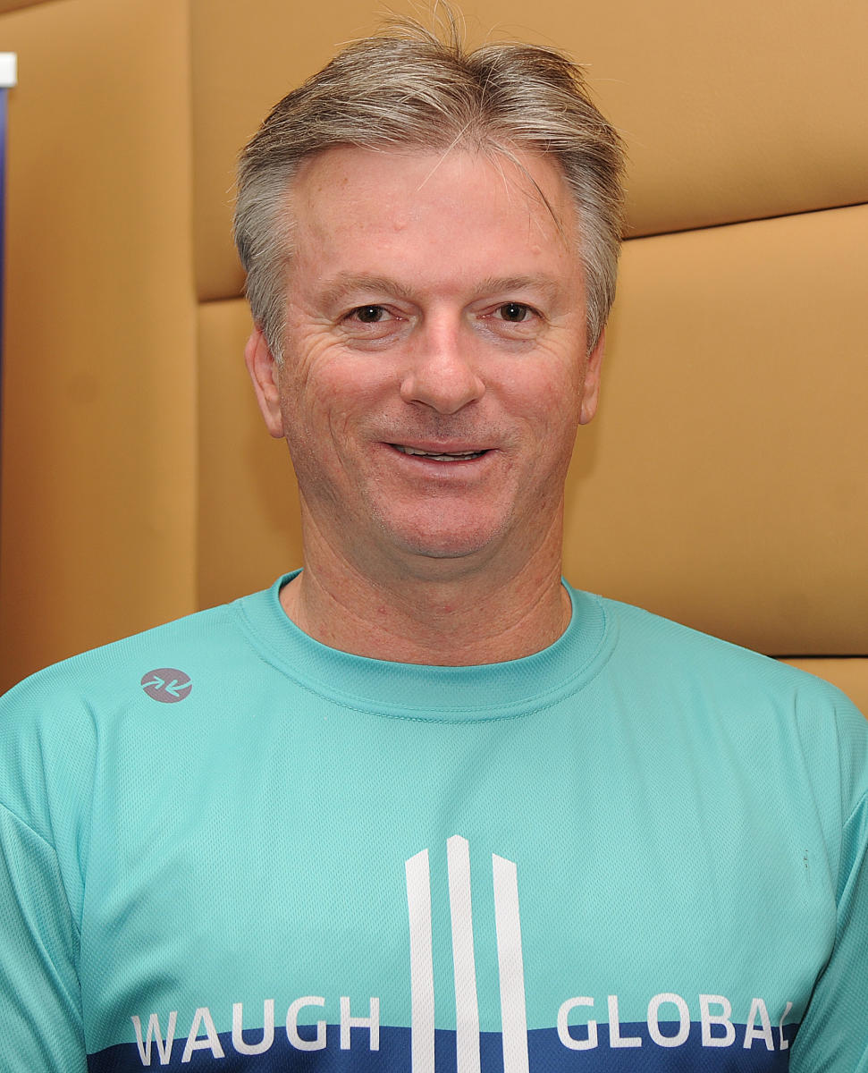 Steve Waugh. DH File Photo