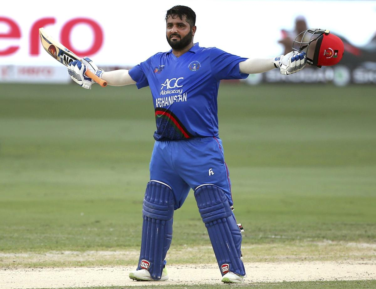 Eat, smile, play: Mohammad Shahzad and his cricket   Deccan Herald