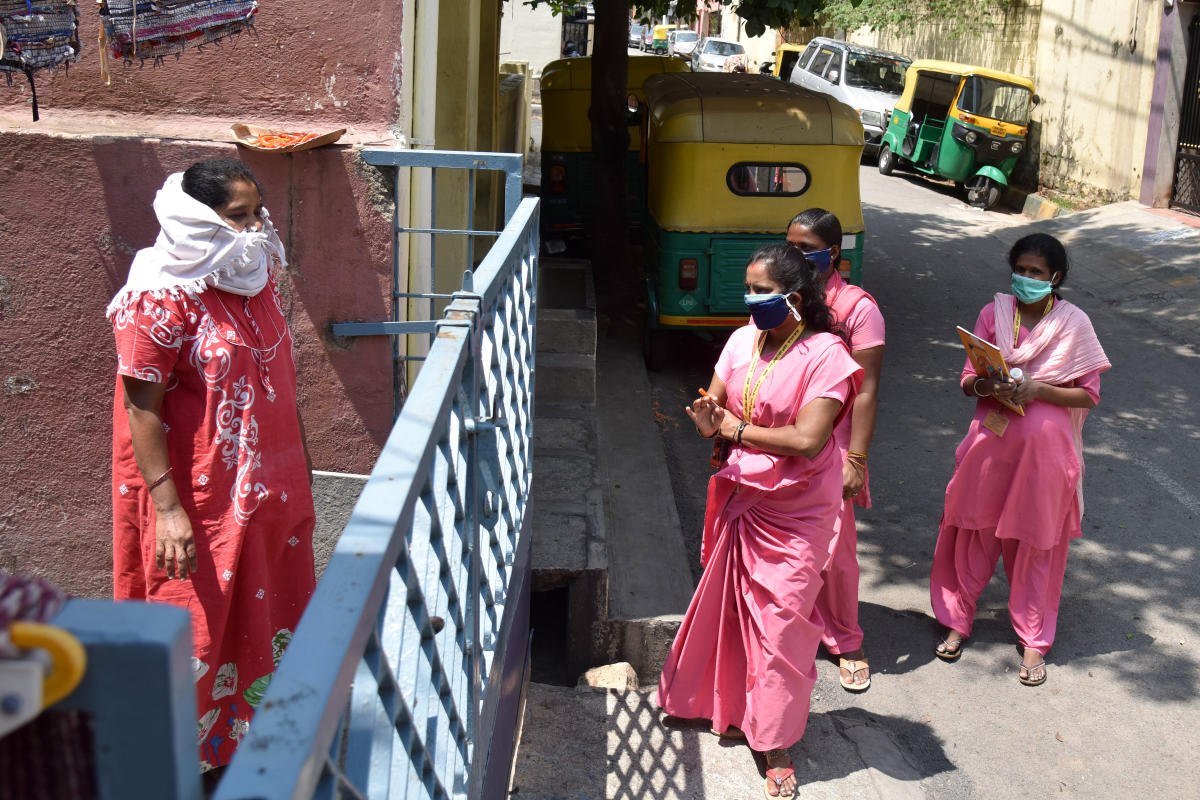 Coronavirus: Karnataka growth rate 6.05%; tally at 215 | Deccan Herald