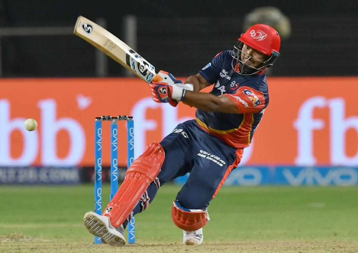 Delhi Daredevils will hope Rishabh Pant continues his good form when they meet Rajasthan Royals on Wednesday. AFP