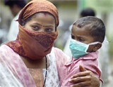 H1N1 claims first victim in City