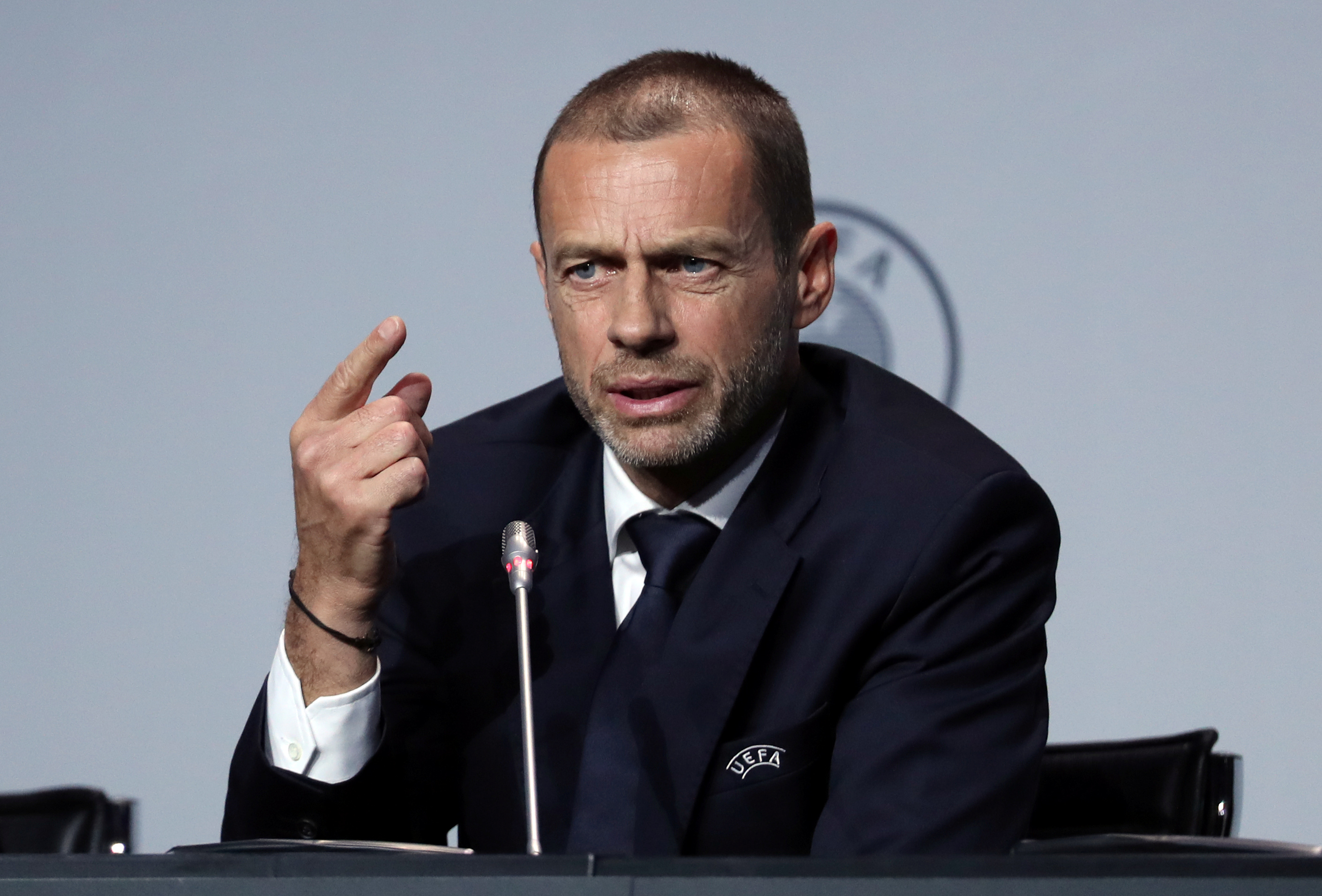 Should we be ashamed of our success?' asks UEFA chief | Deccan Herald