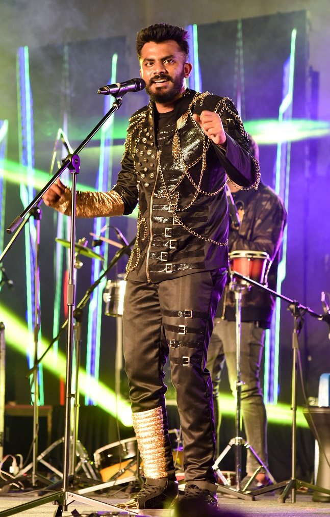 Chandan Shetty was questioned for singing the 'ganja' song for a shelved Kannada film called Anthya.