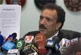Malik briefs Sabharwal on probe into 26/11 attacks