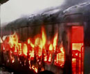 Two killed, 6 injured in rly bogie fire