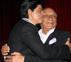 Part of Yashji will always be with me: Shah Rukh Khan