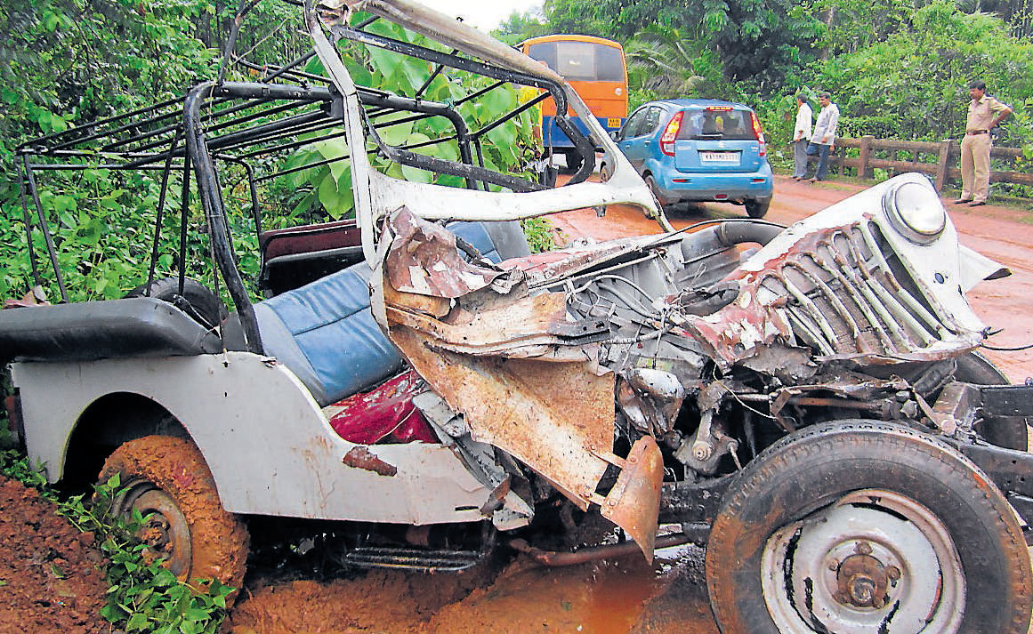 Puttur councillor, 3 family members killed in accident