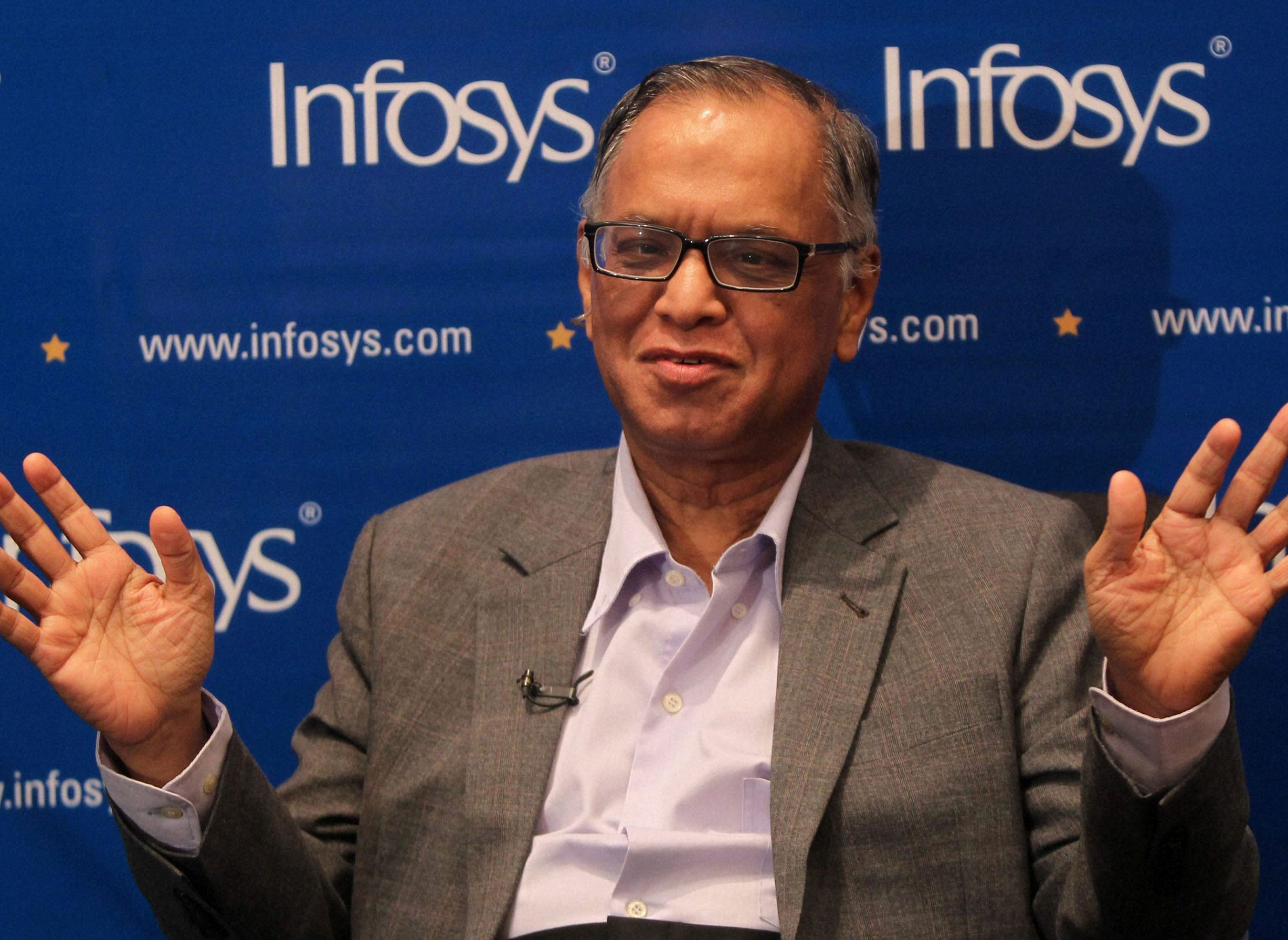 Infosys braces for stormy AGM