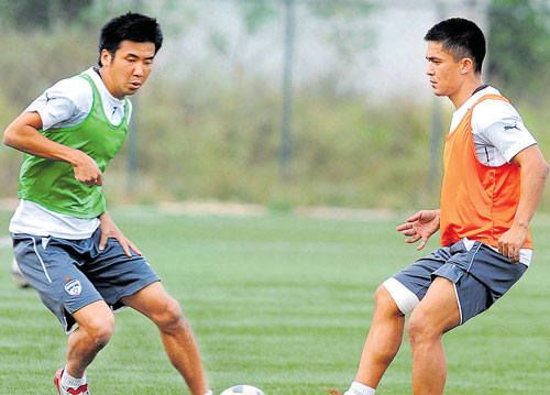 Bengaluru FC keen to rediscover form