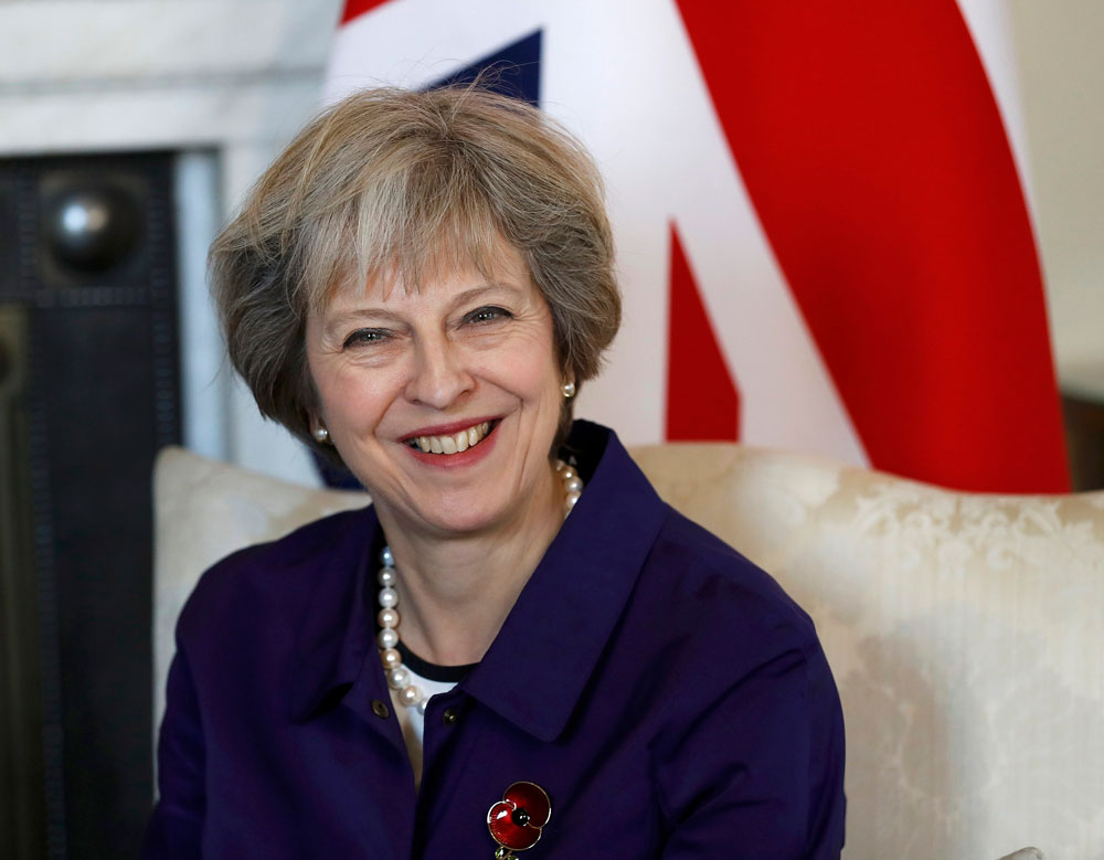 UK Prime Minister May faces first Brexit bill defeat