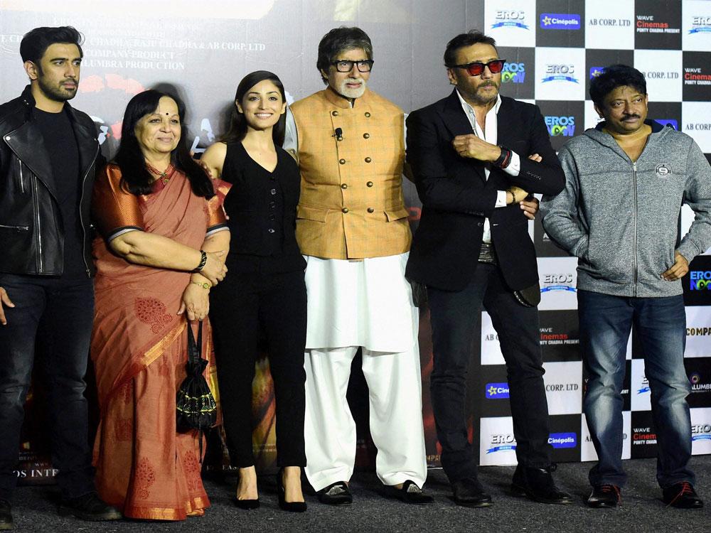 I regret all films with Big B except for 'Sarkar' series: RGV