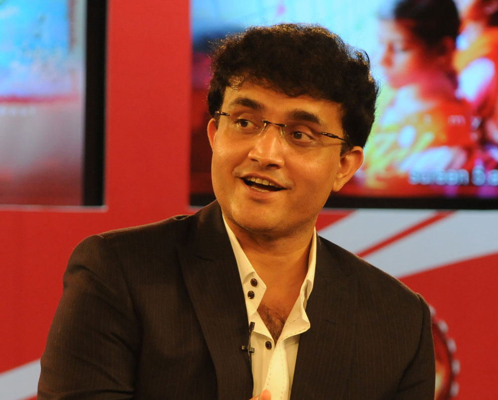India will bounce back in the Test series: Ganguly