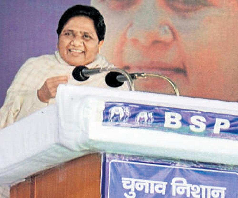 Modi is upper caste: Mayawati's stunning claim in Varanasi