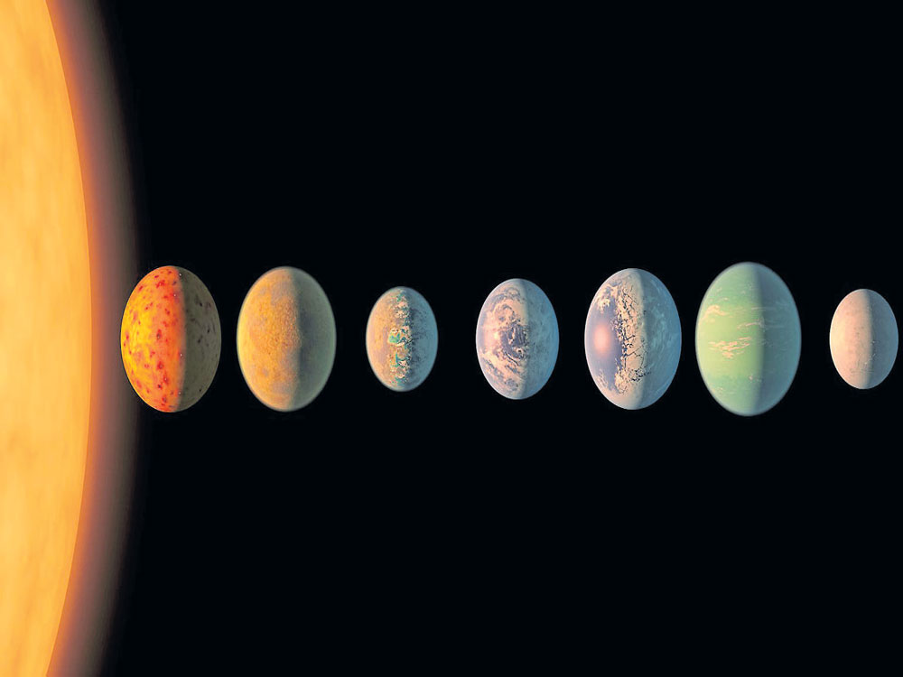 Looking beyond our solar system