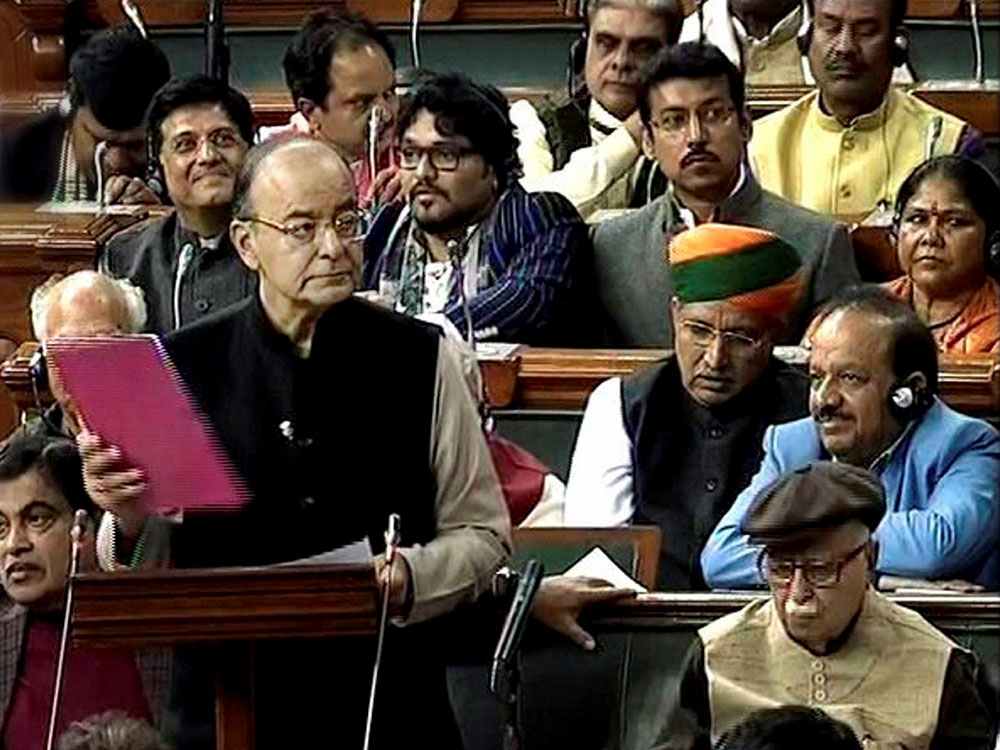Armed forces fully prepared to meet any challenge: Jaitley