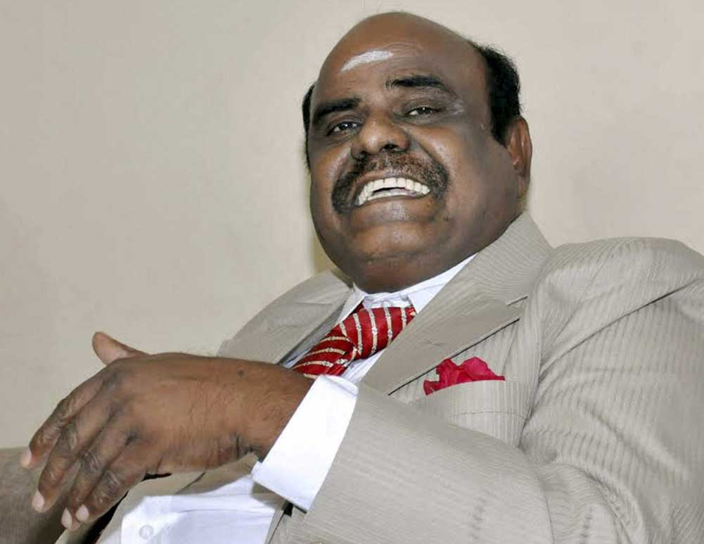 No SC relief for Justice Karnan
