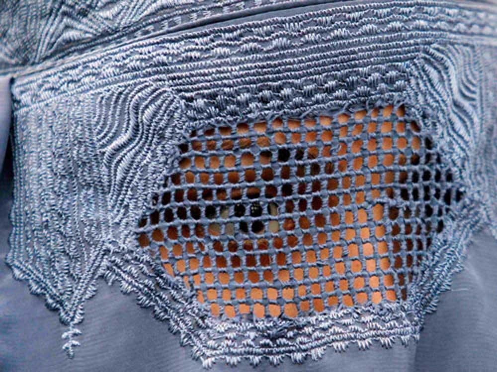40-min check for girl in 'hijab' at Vidhana Soudha